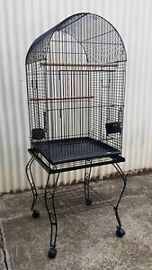 Large bird cage on wheels North Melbourne Melbourne City Preview