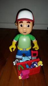 Talking Handy Manny Maryland Newcastle Area Preview