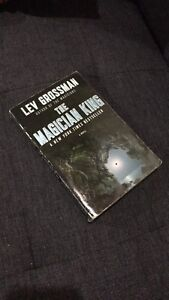 Lev Grossman's The Magician King/Magician's Land