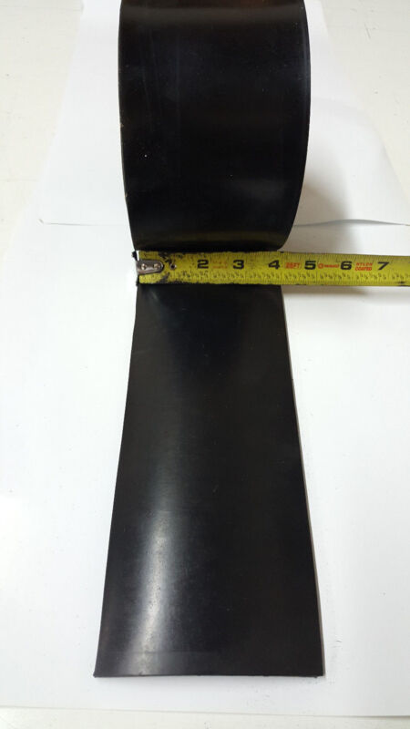 "NEOPRENE RUBBER ROLL 1/8THK X 4"" WIDE x10 ft LONG  60 DURO +/-5  FREE SHIPPING"