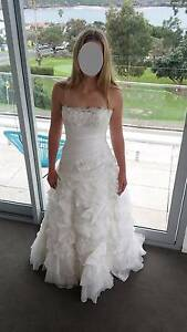 MAGGIE SOTTERO WEDDING DRESS SIZE 8 NEVER WORN Sydney City Inner Sydney Preview
