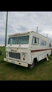 1976 Dodge Empress Motorhome - price reduced for quick sell
