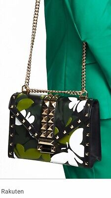 Stunning! Michael Kors Limited Edtion Large Whitney Butterfly Bag!!!!