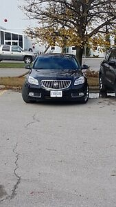 2011 Buick regal-new shape