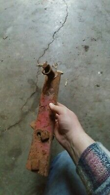 International Farmall Tractor H M Cultivator Lift Cylinder Mounting Bracket