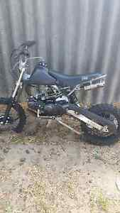 125cc tdr pro pitbike price is firm Balga Stirling Area Preview