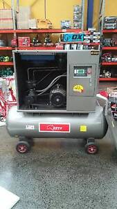 7.5hp screw compressor -NEW TOOLS Coolaroo Hume Area Preview