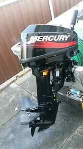 15hp mercury outboard motor Parramatta Parramatta Area Preview