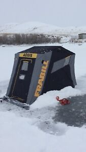 Ice Hut | Kijiji in Alberta  - Buy, Sell & Save with Canada's #1