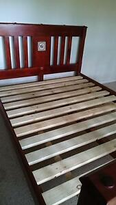 Queen sized bed frame Belgrave Yarra Ranges Preview