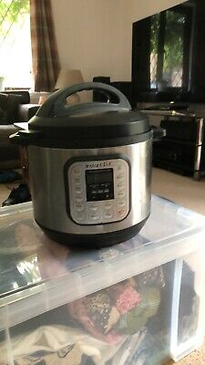 Instant Pot Slow And Pressure Cooker