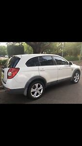 Holden captiva LX Urgent or swap Sydney City Inner Sydney Preview