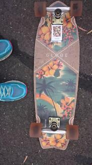 Brand new globe skateboard in great condition