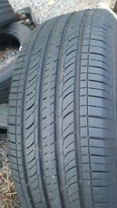 185/60R15 4 all season tires 8000km drive time