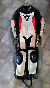 Dainese Racing Leathers / 1 Piece / Race Leather Suit Size 48 Goondiwindi Goondiwindi Area Preview