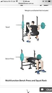 Bench Press and Weights