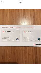 Qantas Club Lounge Passes x 2 **LONG EXPIRY!** Hampton Bayside Area Preview