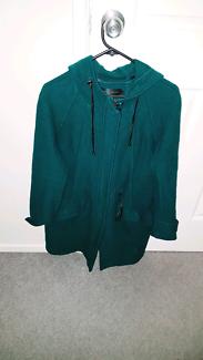 Wanted: Dark green jacket  (David Lawrence)