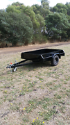 Trailer 8X5 4X4 1500kg rated braked new Warrnambool Warrnambool City Preview