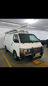 00 Toyota hiace with one years warranty Lane Cove Lane Cove Area Preview