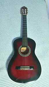 Valencia 1/2 Classical Guitar (RED) Munruben Logan Area Preview