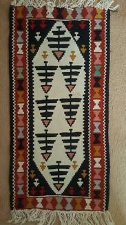 A pair of Persian Kilim