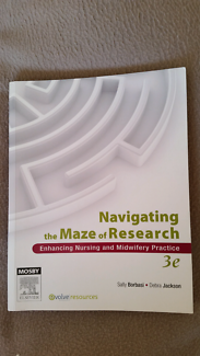 Navigating the Maze of Research - Enhancing Nursing and Midwifery