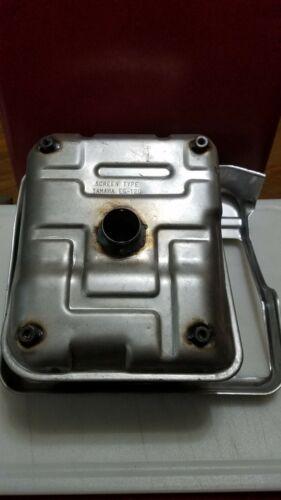 Yamaha Generator Muffler 7RH-14721-00 - Original Equipment - NEW - HOTOP