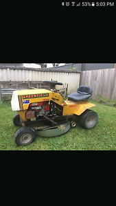 Greenfield ride on mower Mirboo North South Gippsland Preview