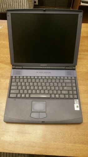 Sony Vaio PCG-F160 Laptop FOR PARTS OR REPAIR