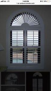 Itech blinds and shutter