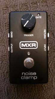 MXR Noise Clamp Pedal Carrara Gold Coast City Preview