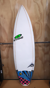 Byrne 5'7 parabolic epx surfboard Thirroul Wollongong Area Preview