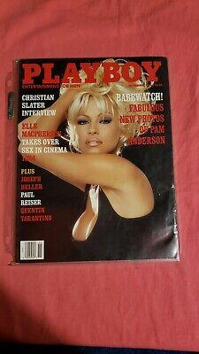Playboy November 1994 Pam Anderson