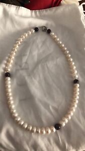 100% Genuine Pearl necklace