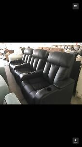 Recliner sofa 3 piece set brand new in box