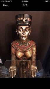"Eqyptian Statue - 42"" Tall Peterborough Peterborough Area image 1"