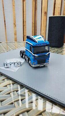 Corgi model trucks 1:50 scale A.R.R CRAIB DAF XF SPACE CAB