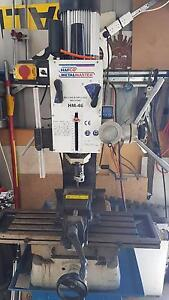 Hafco HM 46 Milling machine Spreyton Devonport Area Preview