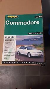 VT/VX Commodore workshop manual Calala Tamworth Surrounds Preview