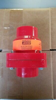 2-14 Or 2 Inch Reversed Hico 1117 Sump Pump Check Valve