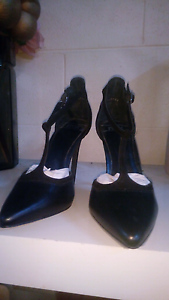 SMALL BLACK DANCING SHOES East Perth Perth City Area Preview