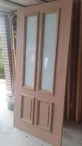 solid frosted glass entrance door Kellyville Ridge Blacktown Area Preview