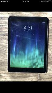 iPad Air 2 Wifi and Cellular 64Gb black