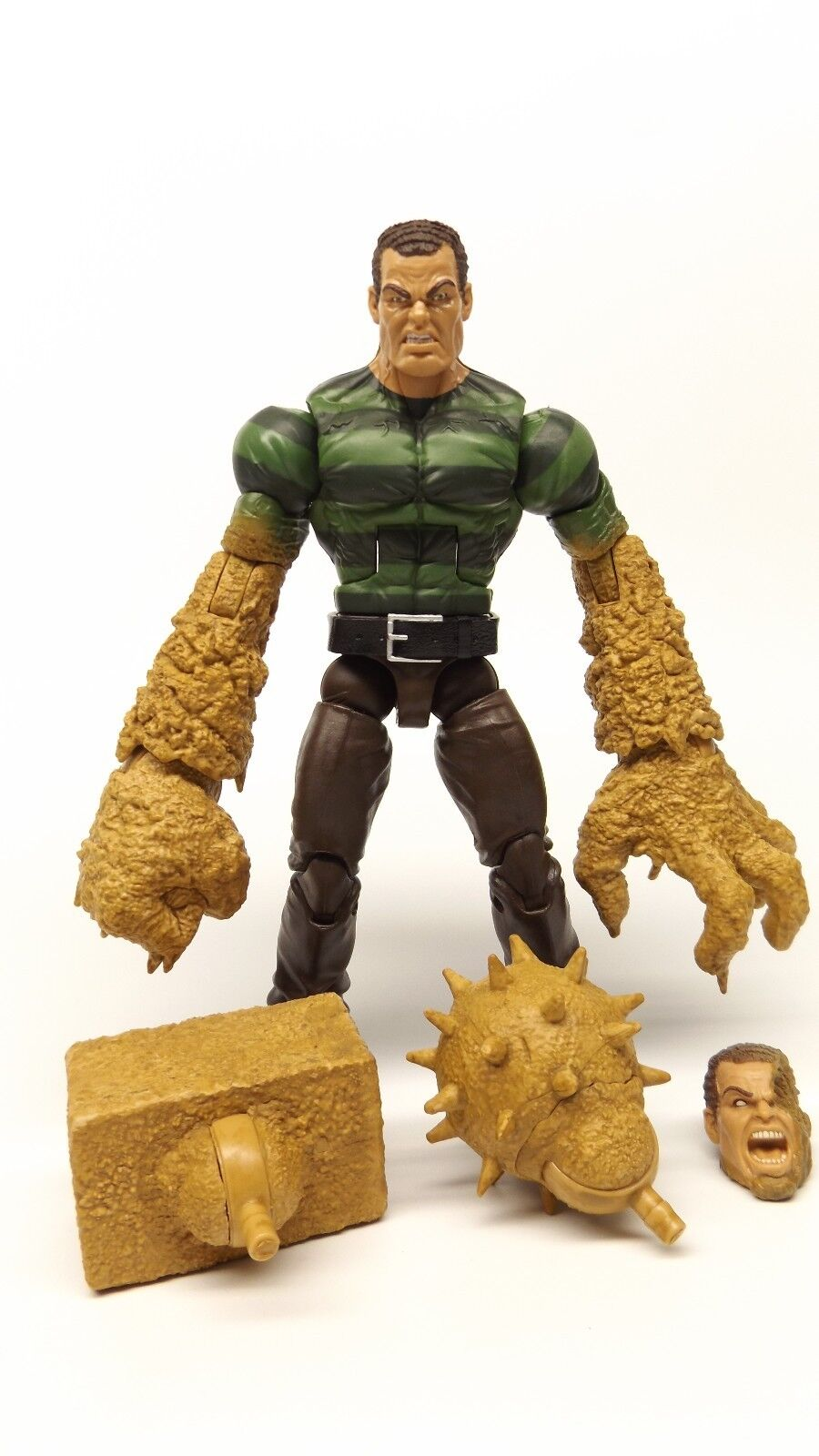 Marvel Legends MAN THING select your piece Arm Leg Head Torso