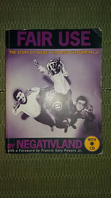 Fair Use: The Story Of The Letter U And The Numeral 2 Negativland Book No