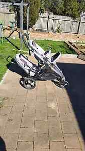 Strider double pram Gungahlin Gungahlin Area Preview