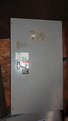 Asco Automatic Transfer Switch Series 300 A30023031c 30 Amp 120 Volt 1 Ph