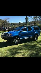 2006 Toyota Hilux SR5 - 3L Turbo Diesel - Long Rego - Custom Campbelltown Campbelltown Area Preview