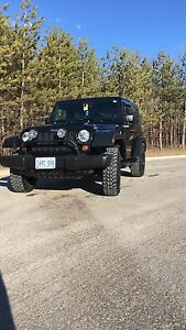 2009 Jeep Wrangler x - 2 door manual